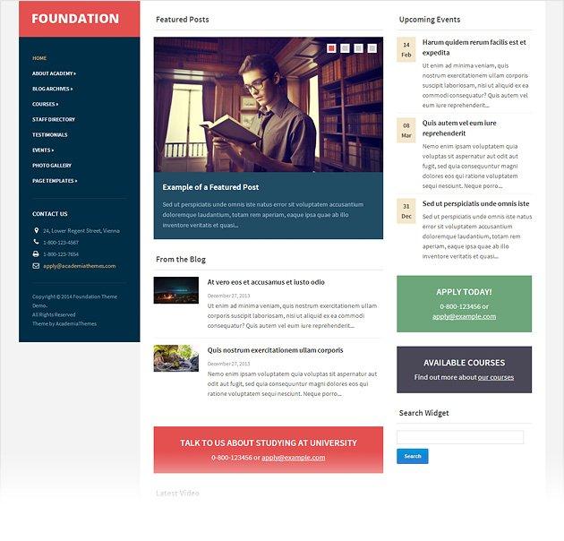 foundation-edu-wordpress-theme