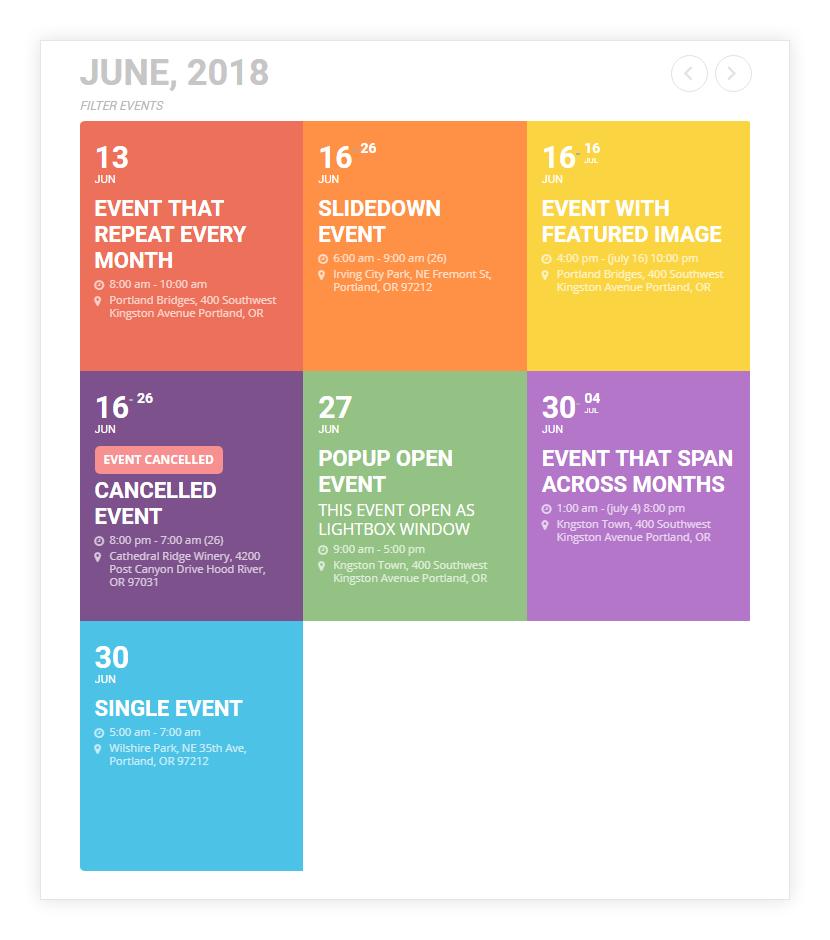 Add an Event Calendar to WordPress Using the Most Popular WordPress