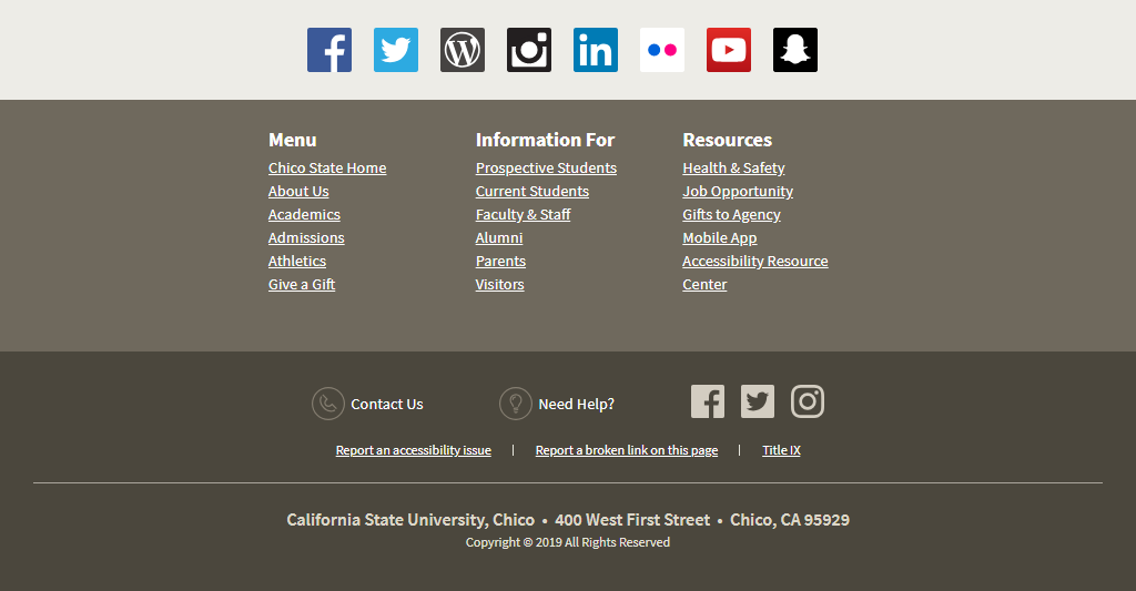 Education Website Footer Design Examples And Ideas 2020 Academiathemes